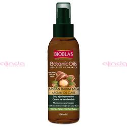 Bioblas - Bioblas Botanic Oils Argan Saç Bakım Yağı 100 Ml