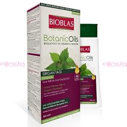 Bioblas - Bioblas Botanic Oils Isırgan Yağı Şampuan 360 ml