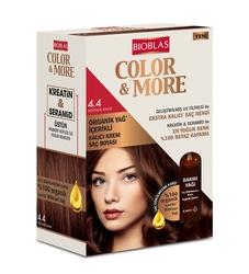 Bioblas - Bioblas Saç Boyası 4.4 Kestane Bakır 50 ml