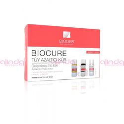 Bioder - Bioder Biocure Tüy Azaltıcı Kür 3 x 10 ml - Vücut Bölgesi
