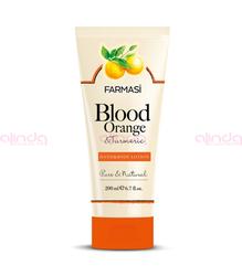 Farmasi - Farmasi Blood Orange & Turmenic El ve Vücut Losyonu 200 ml