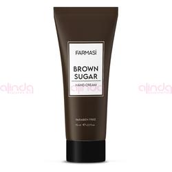Farmasi - Brown Sugar El Kremi 75 Ml