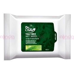 Farmasi - Dr. C. Tuna Çay Ağacı Yağı Temizleme Mendili 20 Adet