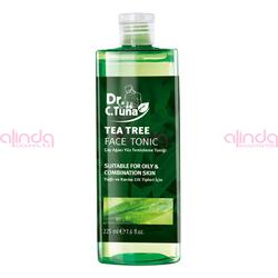 Farmasi - Dr. C. Tuna Çay Ağacı Yağı Yüz Temizleme Toniği-225 ml