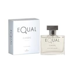 Hunca - Equal Classic Edt 75 ml Erkek Parfüm