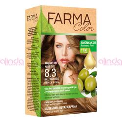 Farmasi - Farmacolor Saç Boyası 8.3 Bal Köpüğü