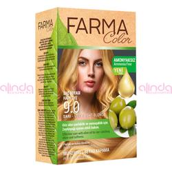 Farmasi - Farmacolor Saç Boyası 9.0 Sarı