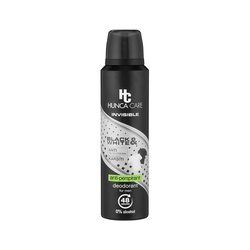 Hunca - Hunca Care Invisible Black & White 150 ml Erkek Deodorant