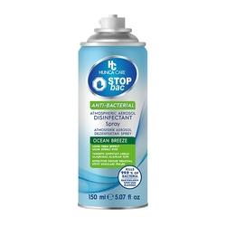 Hunca - Hunca Care Stop Bac Antibakteriyel Ortam Temizleyici Dezenfektan Sprey 150 ml