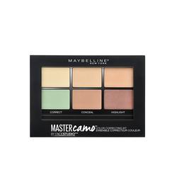L'Oreal - Maybelline New York Mastercamo Palette - Renk Eşitleyici Palet