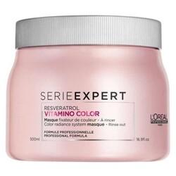 Loreal - L′Oreal Professionnel Serie Expert Resveratrol Vitamino Color - Renk Koruyucu Maske 500 ml
