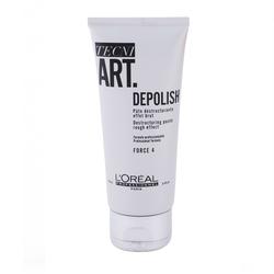 L'Oreal - L'Oreal Professionnel Tecni Art Depolish - Şekillendirici Mat Saç Kremi 100 ml