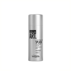 L'Oreal - L'Oreal Professionnel Tecni Art Extreme Splash - Islak Görünüm Şekillendirici Jel 150 ml
