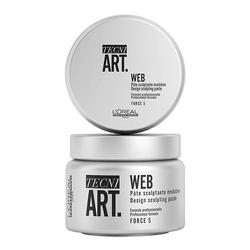 Loreal - L'Oreal Professionnel Tecni Art Web - Doku Veren Lifli Wax 150 ml