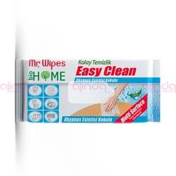 Farmasi - Mr.Wipes Easy Clean Temizleme Mendili Okyanus Esintisi Kokulu 40 Adet