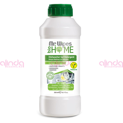 Farmasi - Mr.Wipes Konsantre Jel Bulaşık Makinesi Deterjanı 500 ml