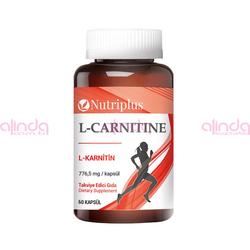 Farmasi - Nutriplus L-Karnitin 60 Kapsül