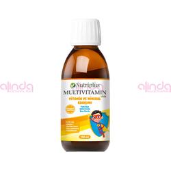 Farmasi - Nutriplus Multivitamin Portakal Aromalı 150 ml