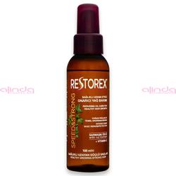 Restorex - Restorex Saç Bakım Yağı 100 Ml