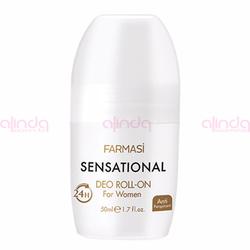 Farmasi - Sensational Deo Roll-on Kadın-50 ml