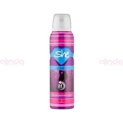 Hunca - She Is Sexy 150 ml Kadın Deodorant